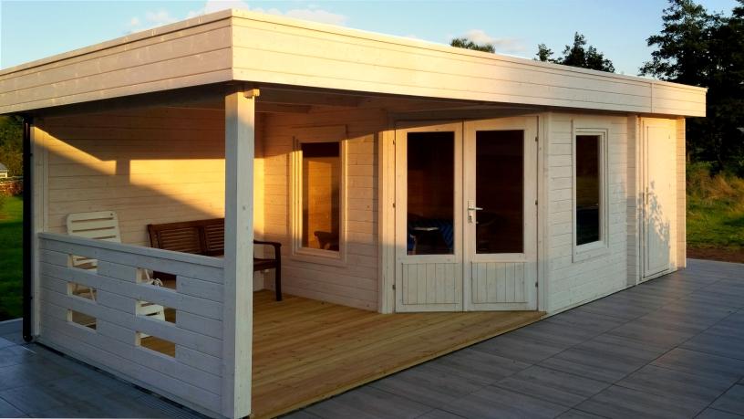 Garten- und Gerätehaus